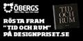 Öberg – Tid och Rum – Button