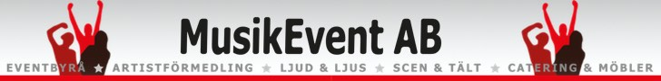 Musikevent – Banner